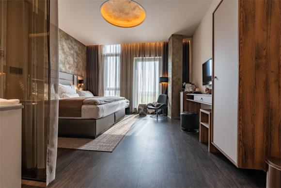 Hotelový pokoj Nutrend world