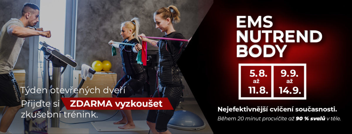 EMS cvičení Olomouc