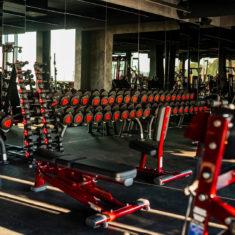 Nutrend World fitness posilovna Olomouc