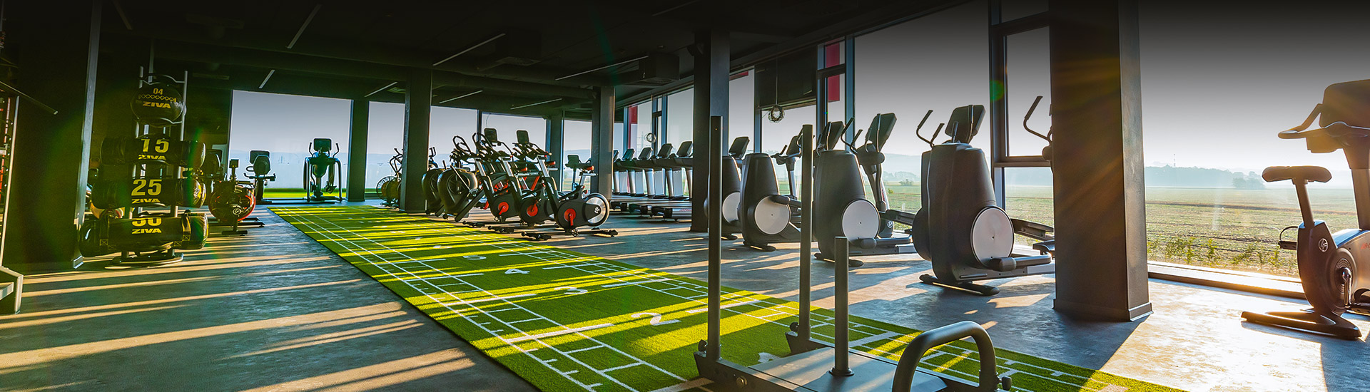 Fitness fitko Nutrend world Olomouc
